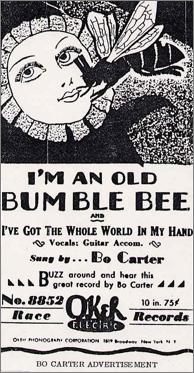 I'm An Old Bumble Bee