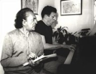Ravi Shankar , Philip Glass