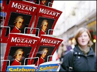 Mozart's 250th birthday