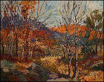 Paul Paquette, Autumn Leaves