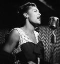 billie holliday, a jazz singer
