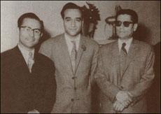 حسین تهرانی، فرامرز پایور و حسین دهلوی