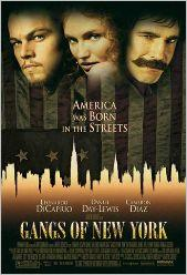 Gangs of the new york