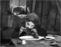 Charlie Chaplin , Gold Rush
