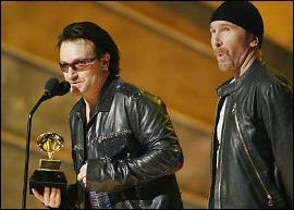 U2 Grammy Award