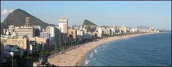 Ipanema Beache