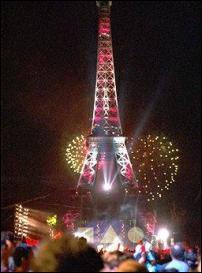 Jarre, Paris Concert