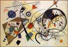 Kandinsky's painting