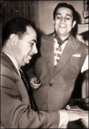 Rashid Behbudov and Tofig Guliev