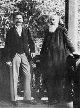 Strauss, Brahms