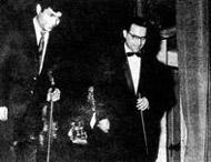 Hossein Dehlavi and Ali Rahbari