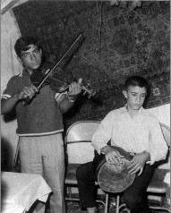 Ali Rahbari & Naser Farhangfar