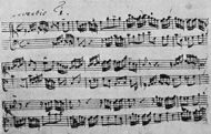 Bach Invention #1