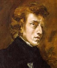 Fredric Chopin , 1810 - 1849