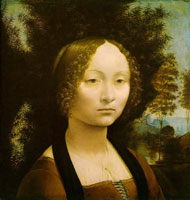 Potrait of a Lady, by da Vinci