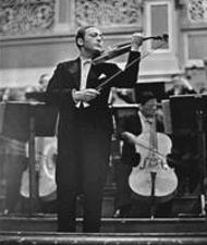 pure violin virtuoso Heifetz