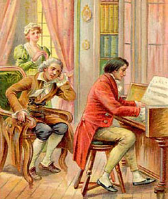 Liszt and Beethoven