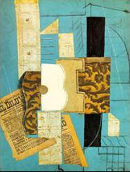 Picasso - Guitar