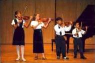 learn violon