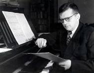 دیمیتری شوستاگویچ (1906-1975)