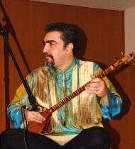 مسعود شعاری (تصاویر از نسترن شمس)