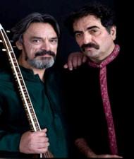 شهرام ناظری و حسین علیزاده
