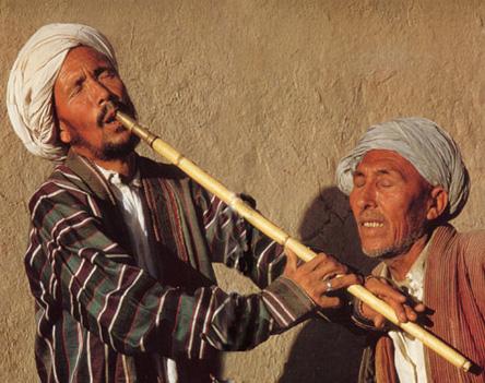 نی نواز ترکمن