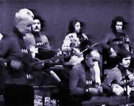 اجراي «قطعه اي در ماهور»، تالار رودكي 1354