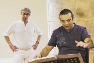 برديا كيارس و حميد متبسم (تصوير از خبر آن لاين)