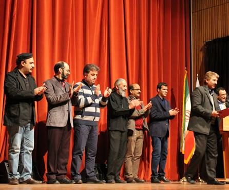 سعید مستفیضی برنده بهترین وبلاگ چهارمین جشنواره سایت ها و وبلاگ های موسیقی
