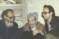 محمدرضا شفیعی کدکنی، شهریار و هوشنگ ابتهاج