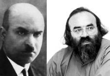 محمد مدد پور و علینقی وزیری