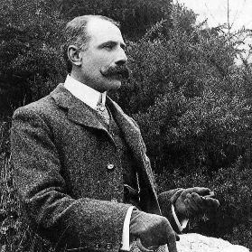 ادوارد الگار (۱۸۵۷-۱۹۳۴)