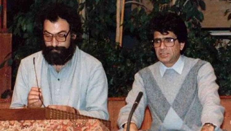 محمدرضا شجریان و پرویز مشکاتیان