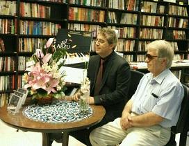 مسعود فصیحی و علی احمدزاده