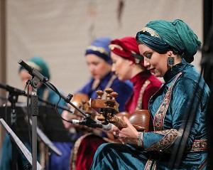 گروه خنیاگران مهر <br> (تصویر از هنرآنلاین)