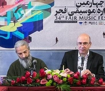 علی ترابی و شهرام صارمی